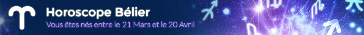 Horoscope Bélier avril 2018